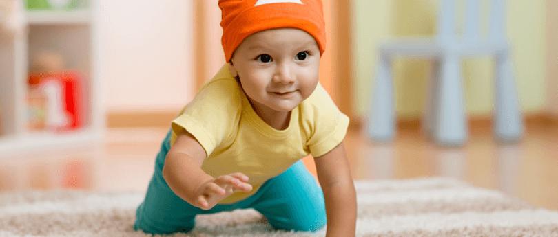 Bebek Gözünden 7 - 9 Ay Bebek Gelişimi