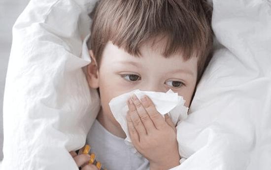 Bebeklerde Ve Çocuklarda Grip ve Nezle İçin İlaçsız Çözümler
